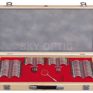 NEW-158-Trial-Lens-Set-with-Metal-Rim-CE1