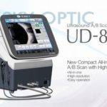 NEW Tomey UD-800 Ultrasonic A/B-SCANNNER, 2 in 1 instrument. INCLUDED A-Scan probe, B-scan probe