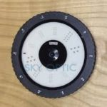 Test disc original Rodenstock 3040.119 with Landolt rings