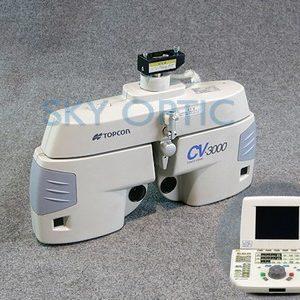 Topcon CV 3000 incl. KB-1DS Dial Controller