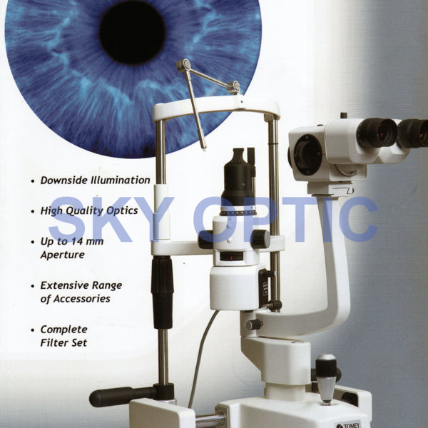NEW Tomey TSL 5000- slit lamp