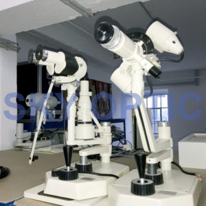 192. Rodenstock HSE 20 C-BES Slitlamp Ophthalmometer CL-Combine0001