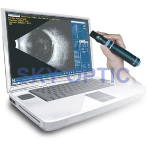 NEW Accutome B-Scan Plus
