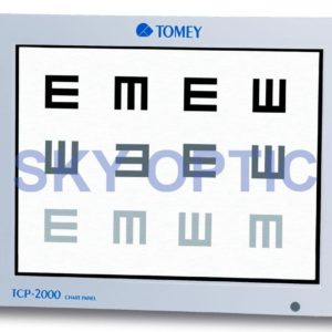 NEW Tomey TCP 2000 15 inch